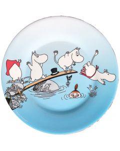 Moomin Plate