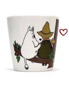 Moomintroll & Snufkin Cup