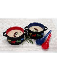 Dala Soup Bowls