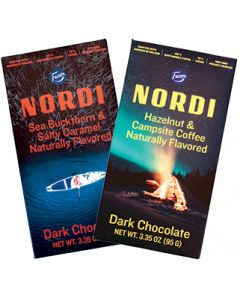 Nordi Dark Chocolate Bars