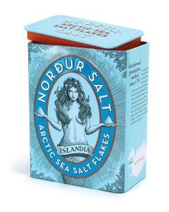 Norður Arctic Sea Salt Flakes Tin