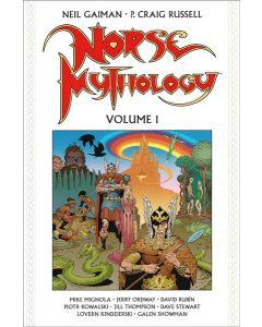 Norse Mythology Vol 1 Graphic Novel