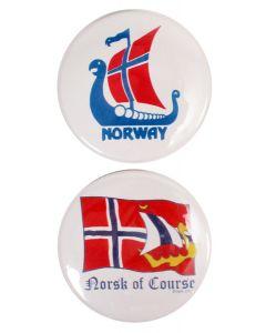Norwegian Buttons