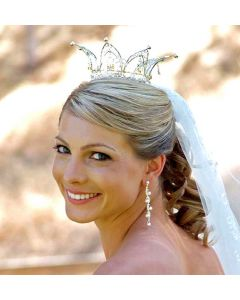 Norwegian Bridal Crown