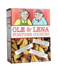 Ole & Lena Fortune Cookies