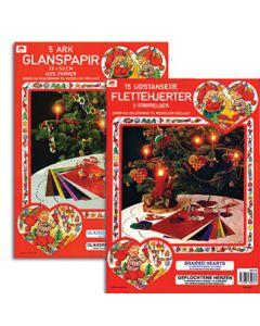 Nordic Paper Decorations Kits