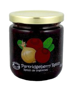 Partridgeberry (Lingonberry) Relish