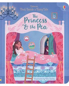 Peek Inside Princess & the Pea