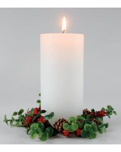 Stearin Pillar Candle