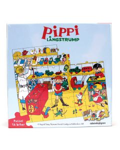 Pippi Longstocking Jigsaw Puzzle