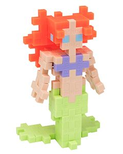 Plus-Plus Building Kit Mermaid