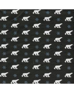 Polar Bear Napkins