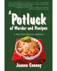 3. Potluck of Murder and Recipes