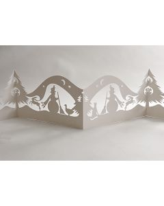 Proongily Winter Wonderland Die Cut