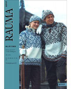 Rauma Blåtind Sweater Pattern