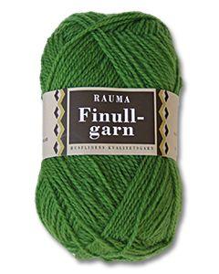 Rauma Finull 430 Leaf Green