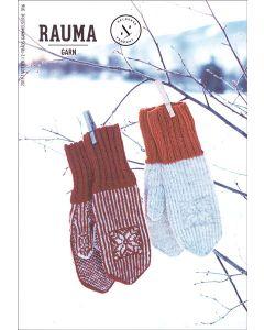 Rauma Book 316 Votter (Mittens)
