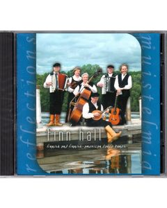 Reflections - Muistelmia - Finn Hall CD