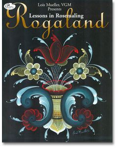 Lessons in Rosemaling: Rogaland