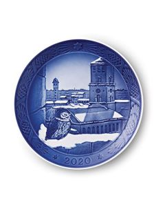 Royal Copenhagen Christmas Plate 2020