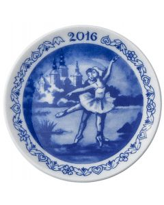 Royal Copenhagen Plaquette 2016