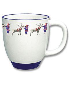 Sami Reindeer Mug