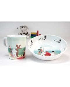 Save Our Sea Moomin Tableware