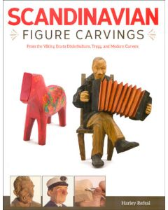 Scandinavian Figure Carvings