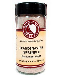 Scandinavian Cardamom Sprinkle