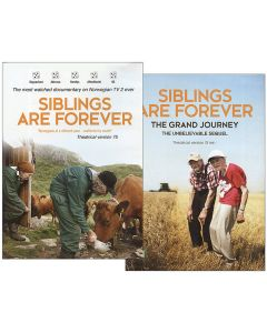 Siblings Are Forever 2-DVD set