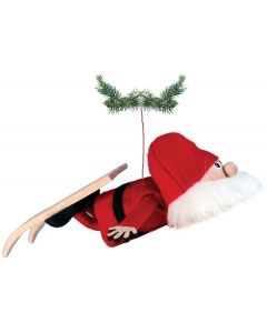 Ski Jumper Tomte Ornament