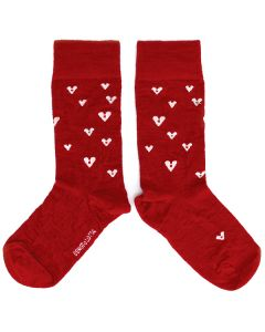 Small Hearts Socks