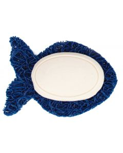 Royal Blue Fish Soap Lift