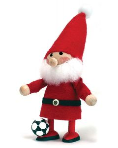 Soccer Player Tomte