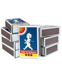 Solstickan Matches - 8 Pack