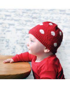 Red Mushroom Hat Kit