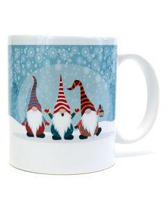 Stripey Hat Tomtar Mug