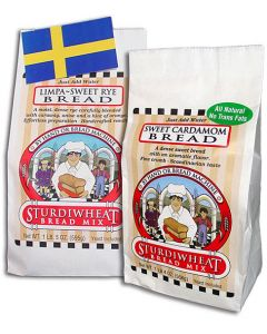Sturdiwheat Bread Mixes