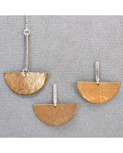Sunna Necklace and Earrings