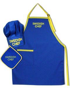 Swedish Chef Accessories