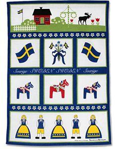 Sweden Towel