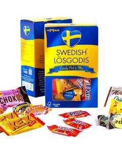 Swedish Lösgodis Fika Candy Mix