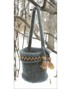 Lovikka Style Felted Bag Pattern