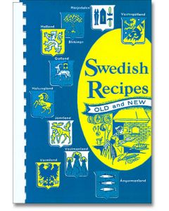 Swedish Recipes Old and New