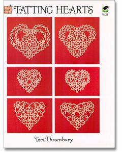Tatting Hearts Book