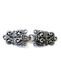 Telemark Pewter Clasp