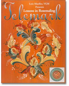 Lessons in Rosemaling: Telemark