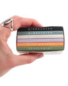 Terroir Mini Chocolate Bars Gift Pack