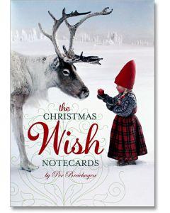 Christmas Wish Notecards