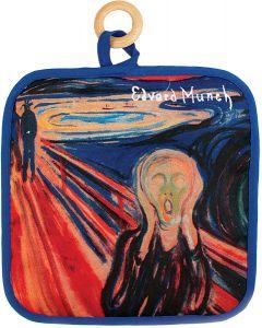 The Scream Hotpad